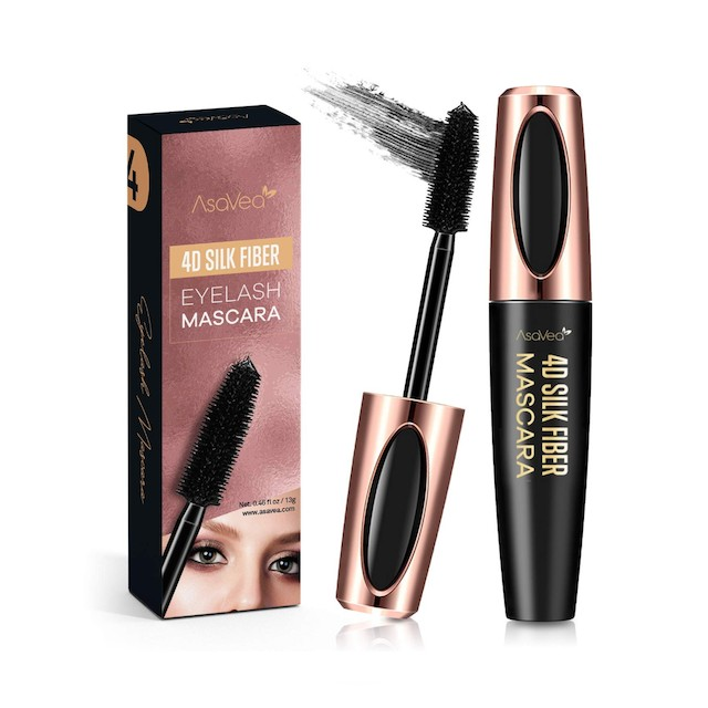 Natural 4D Silk Fiber Lash Mascara