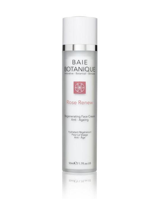 Baie Botanique Rose Renew Face Cream
