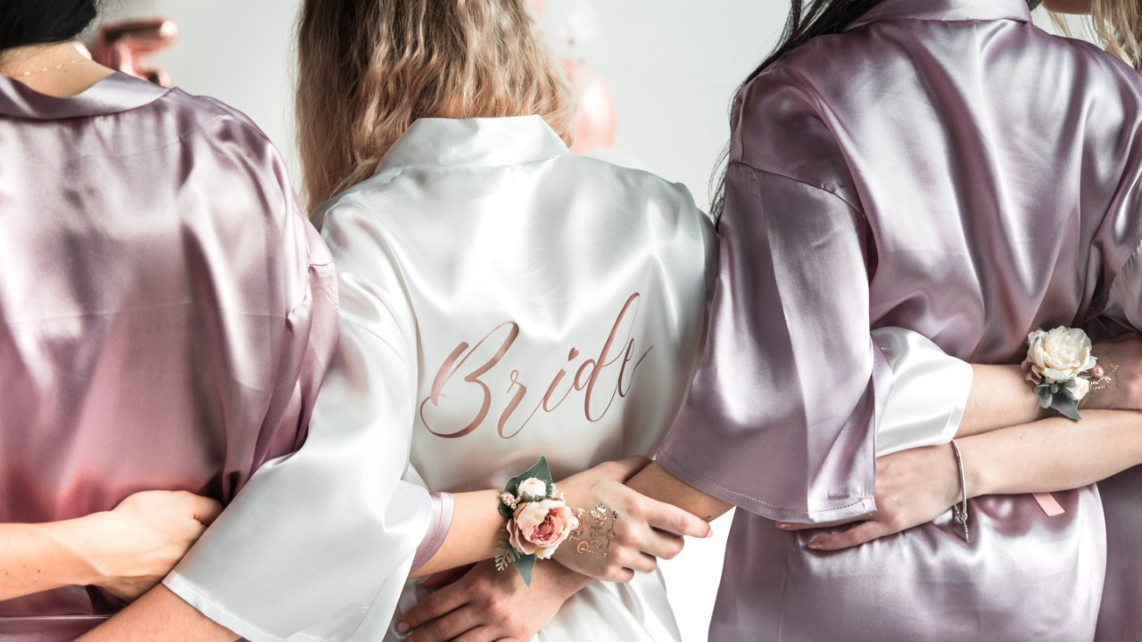 The Best Bridesmaid Robes That You Can Buy On Amazon Stylecaster
