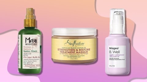 The Best Castor Oil Products for Next Level Hair Growth and Shine | StyleCaster