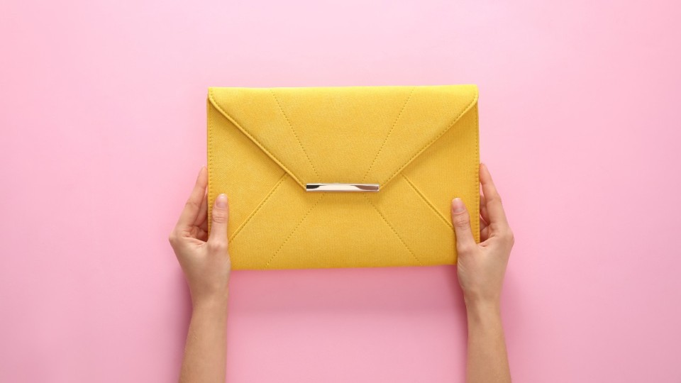 Elegant Envelope Clutches That Can Go from Day to Night   StyleCaster
