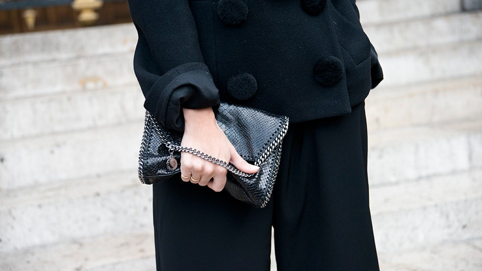 Classic Foldover Purses That Are Functional and Fashionable
