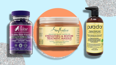 15 Natural Hair Growth Products Backed by Countless Rave Reviews | StyleCaster