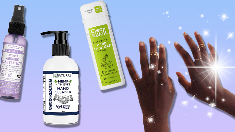 The Best Natural Hand Sanitizers Made With Soothing, Skin-Loving Ingredients