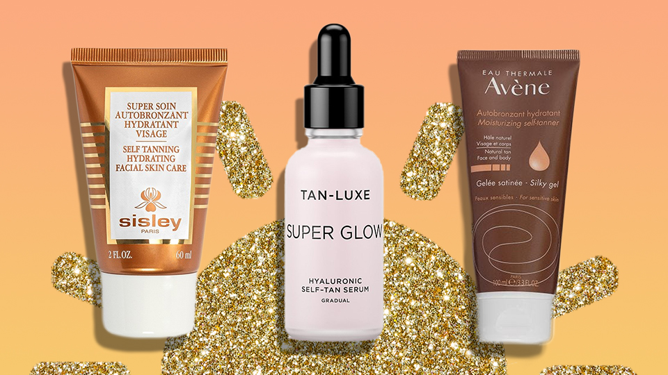 12 Glowy Facial Self-Tanners That Hydrate and Brighten Dry Skin