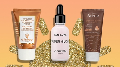 12 Glowy Facial Self-Tanners That Hydrate and Brighten Dry Skin | StyleCaster