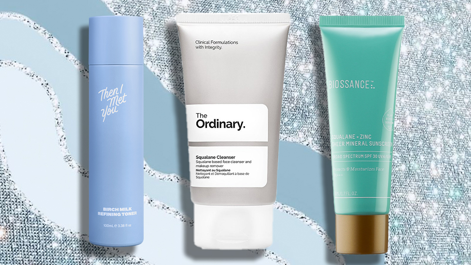 11 Thirst-Quenching Squalane Products for Head-to-Toe Hydration
