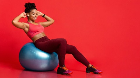 Affordable Stability Balls to Strengthen Your Core | StyleCaster