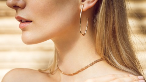 Stylish Gold Earrings You'll Want to Wear Everywhere | StyleCaster