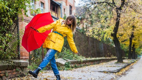 Chic Waterproof Jackets That Can Weather Any Rain Storm   StyleCaster