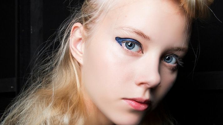 The Best Blue Eyeliner for a Gorgeous Swipe of Color