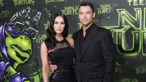 Brian Austin Green Is 'Devastated' Over His Divorce From Megan Fox& We Feel For Him | StyleCaster
