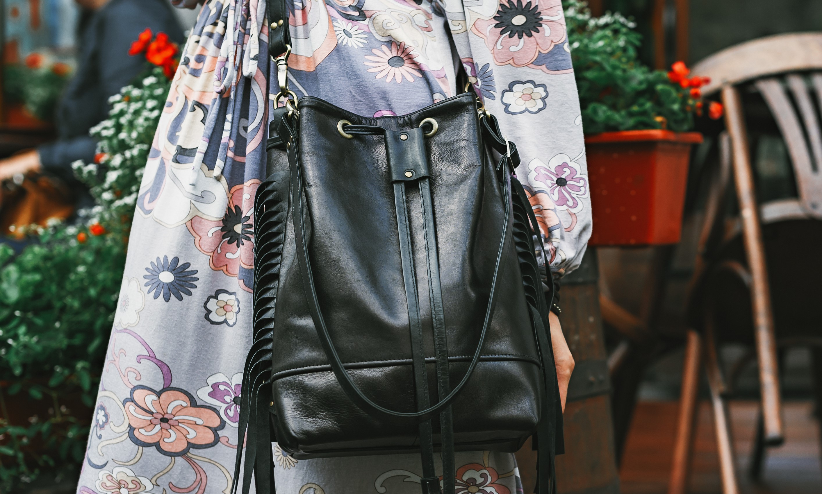 Chic Bucket Bags That Hold All of The Essentials Without The Added Bulk