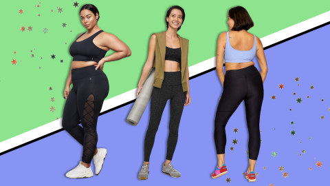 8 Pairs Of Butt-Lifting Leggings That Magically Transform You Into J.Lo | StyleCaster