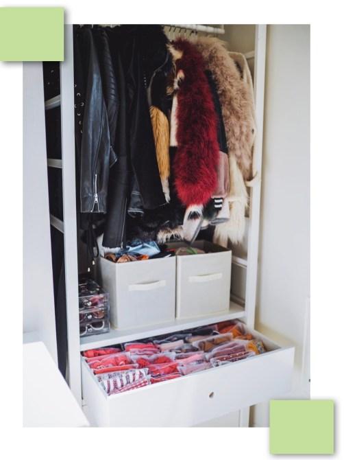 STYLECASTER   Closet Organization Ideas