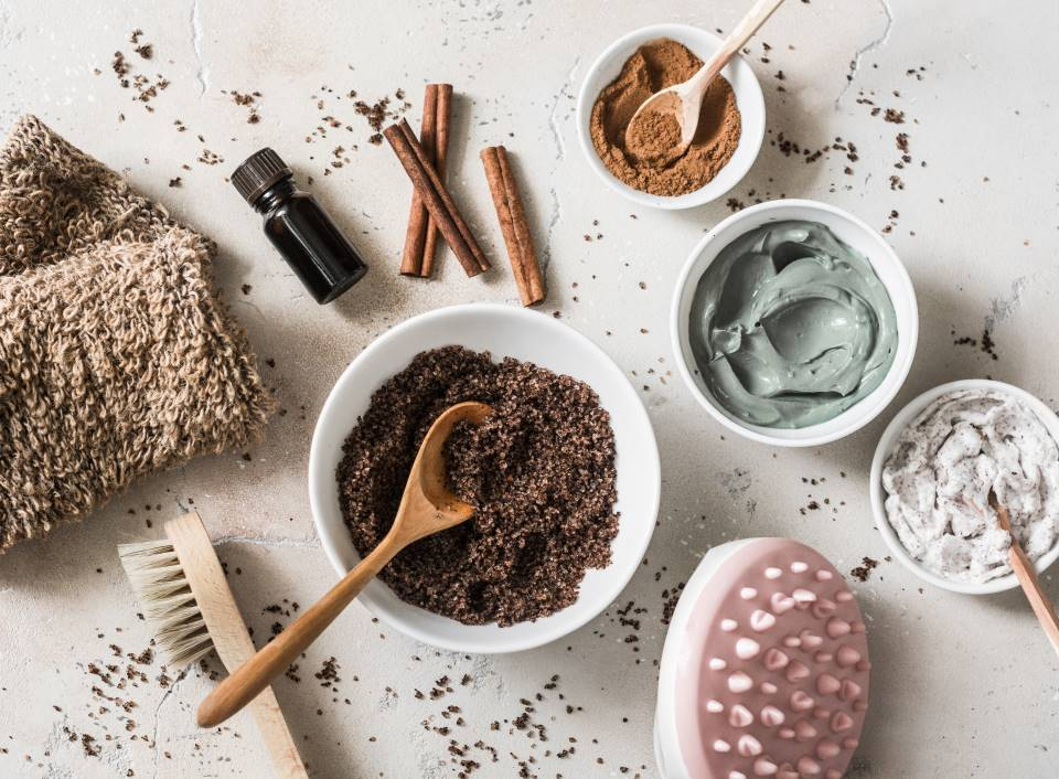 13 DIY Coffee Scrub Recipes—From Face Masks to Hair Treatments
