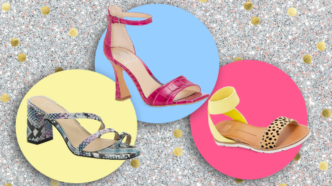 DSW's 40% Off Sandals Sale Is The Perfect Way To Complete Your Summer Wardrobe | StyleCaster