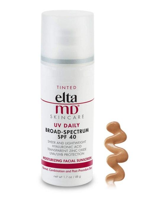 EltaMD UV Daily Tinted Face Moisturizer SPF 40