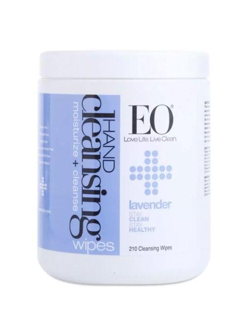 EO Lavender Hand Sanitizing Wipes