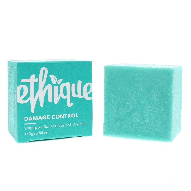 ethique eco friendly solid shampoo