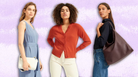 Everlane's 'Choose What You Pay' Sale Includes Meghan Markle's Go-To Jumpsuit | StyleCaster