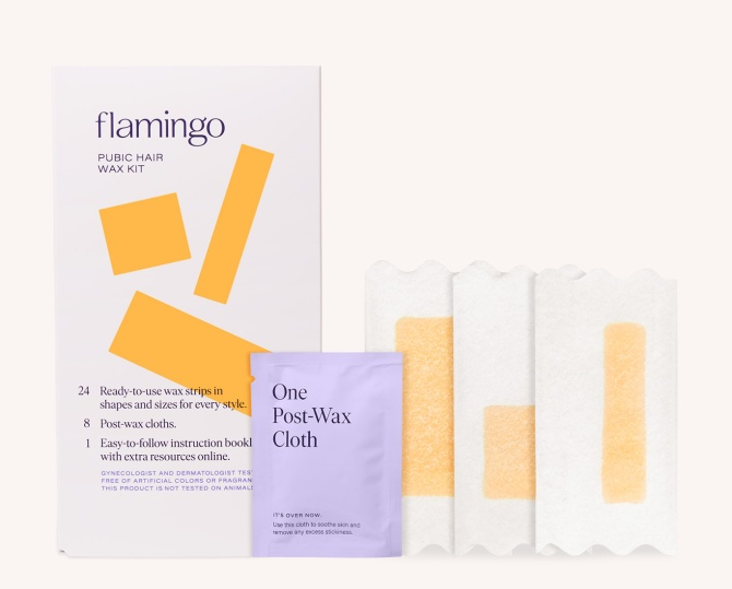 flamingo pubic wax kit 39 New Drugstore Beauty Products to Grab On Your Next Errand Run