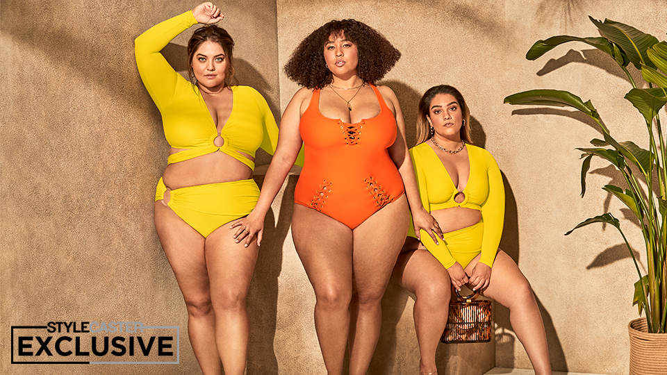GabiFresh's New Swimsuits For All Collection Is Minimalist &Bright