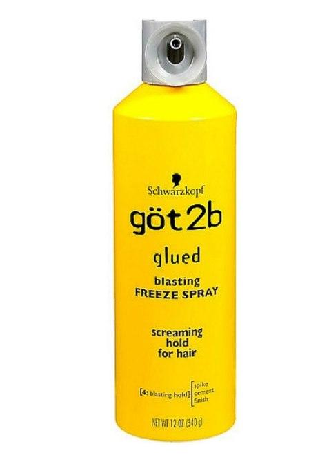 Got2B Glued Blasting Freeze Spray