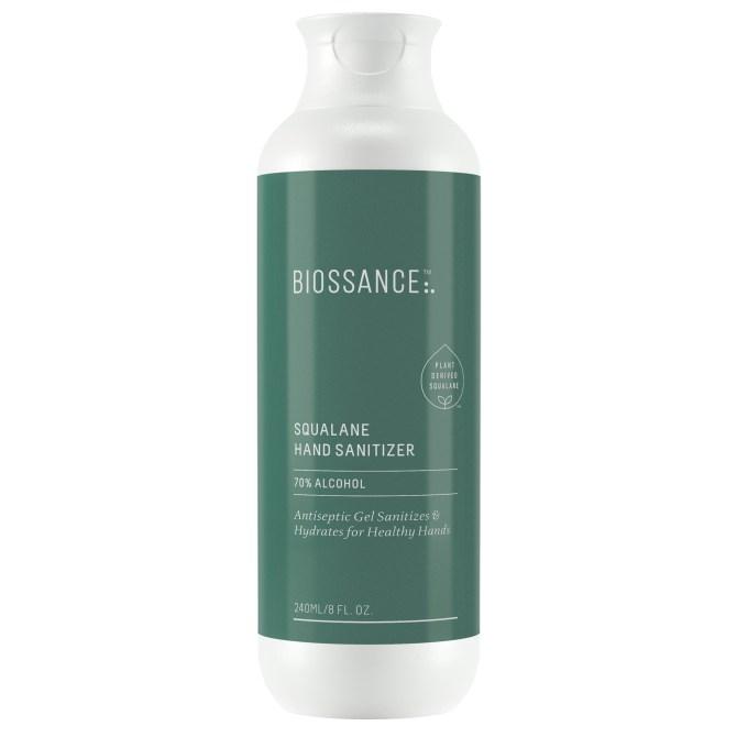 biossance hand sanitizier