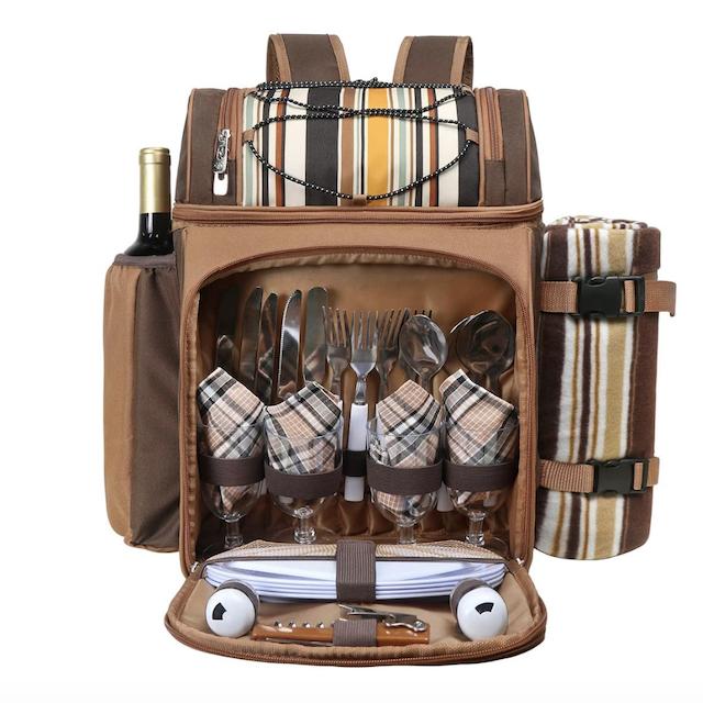 Hap Tim Picnic Backpack Cooler