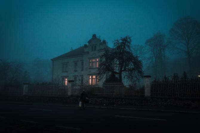 STYLECASTER |  Stanze di fuga virtuali |  casa infestata