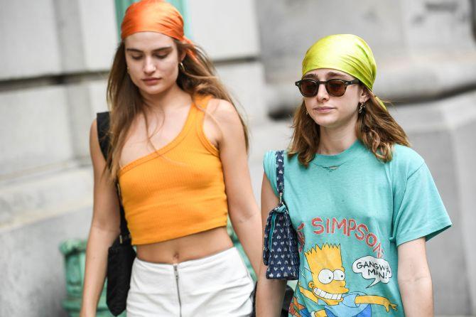 STYLECASTER | Summer 2020 Fashion Trends | head kerchiefs