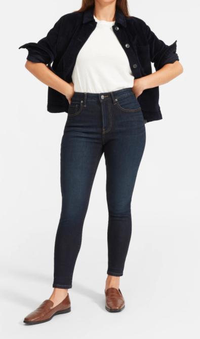 STYLECASTER    Come vestire i jeans aderenti