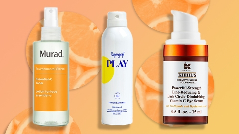 How to Use Every Single Type of Vitamin C Product on Your Face   StyleCaster