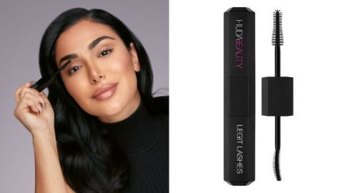 I Tried Huda Beauty's First-Ever Mascara and Here Are My Honest Thoughts | StyleCaster