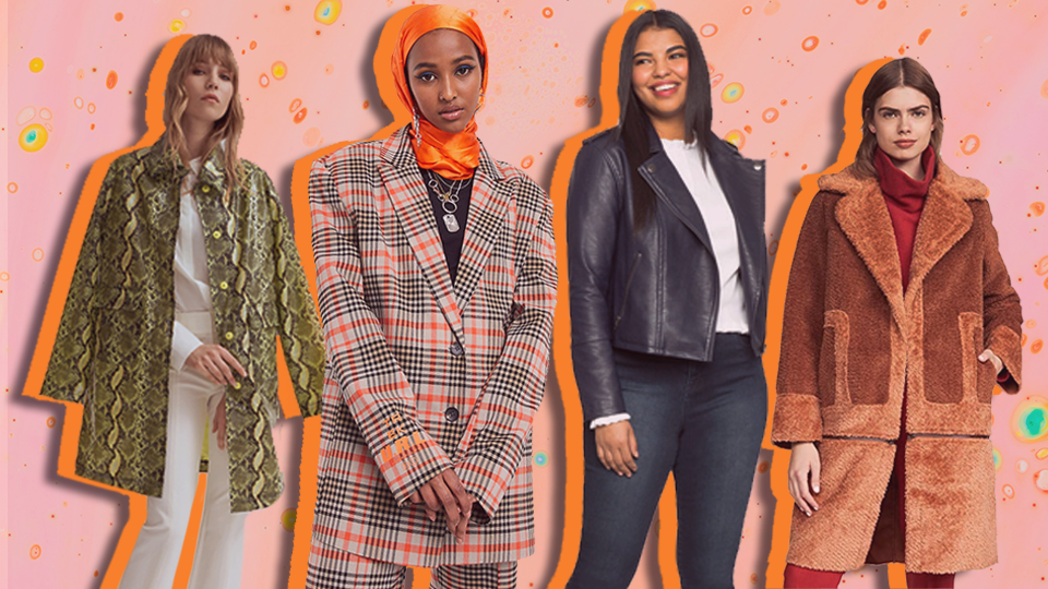An Ode To All The Fall & Winter Jackets I Can't Wait To Cozy Up In Soon