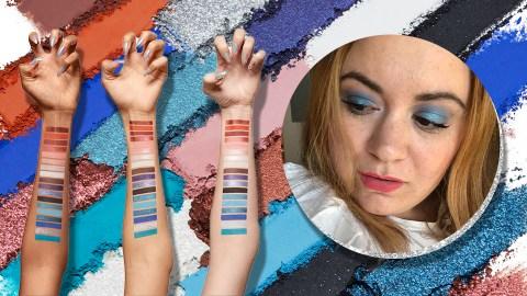 I Didn't Like Blue Eyeshadow Until I Tried Lady Gaga's Stupid Love Palette | StyleCaster