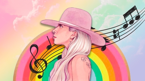 """How Lady Gaga's """"Born This Way"""" Gave Me The Courage To Come Out 