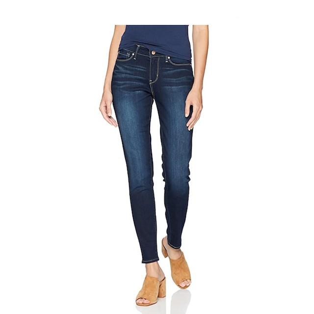 Levi Strauss & Co. Gold Label Women's Modern-Skinny Jean