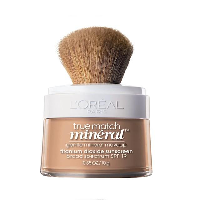 L'Oreal Paris True Match Mineral Loose Powder Foundation