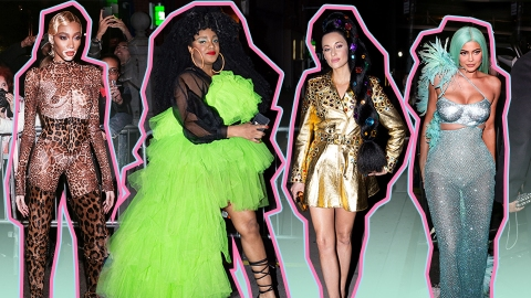 The Most Swoon-Worthy Met Gala After Party Looks Of All Time | StyleCaster