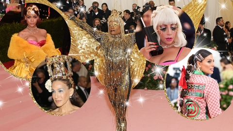 51 Of The Best Ever Met Gala Looks To Help You Forget 2020 Is—*Sigh*—Cancelled | StyleCaster