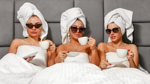 These Microfiber Towels Will Help You Air Dry Your Hair in Half the Time | StyleCaster