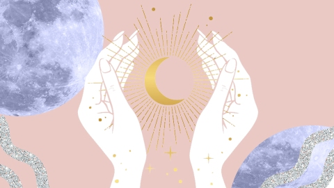 The Penumbral Lunar Eclipse Is Intense—Here's How Your Sign Will Be Affected   StyleCaster