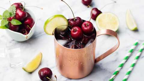 Elegant Moscow Mule Mugs to Upgrade Your Home Bar Set-Up | StyleCaster
