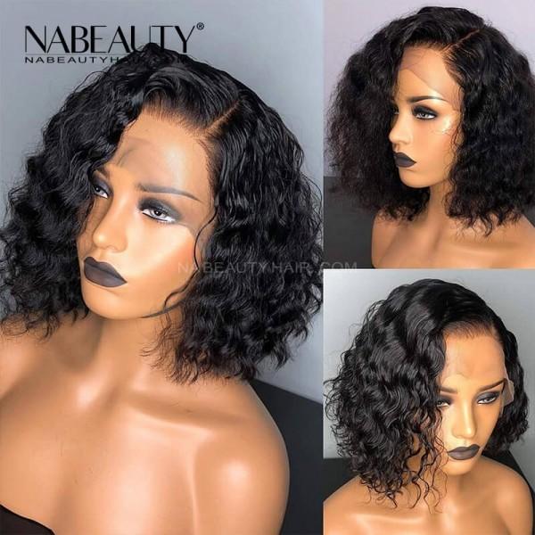 NaBeauty Short Lace Virgin Hair Wig