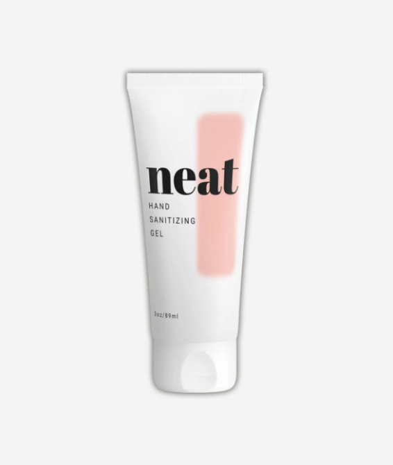 neat products hand sanitizing gel