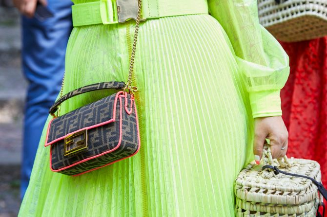STYLECASTER | Summer 2020 Fashion Trends | neon green