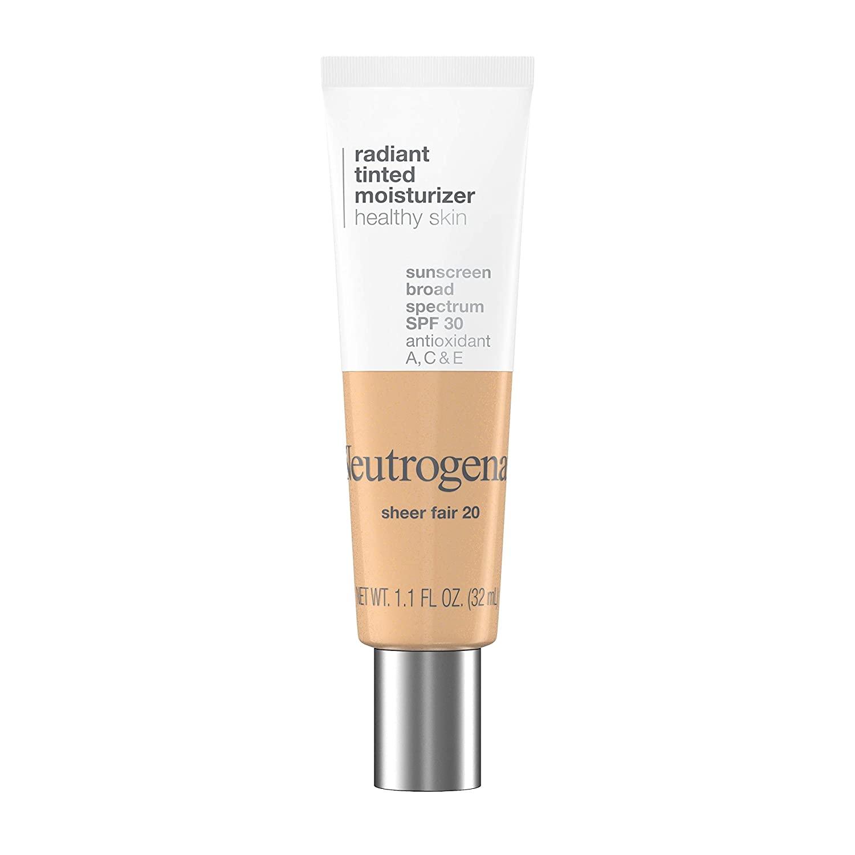 Neutrogena radiant tinted moisturizer amazon