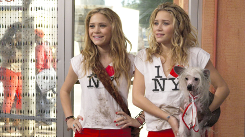 BRB, as We Stream Every Mary-Kate & Ashley Olsen Movie This Weekend | StyleCaster